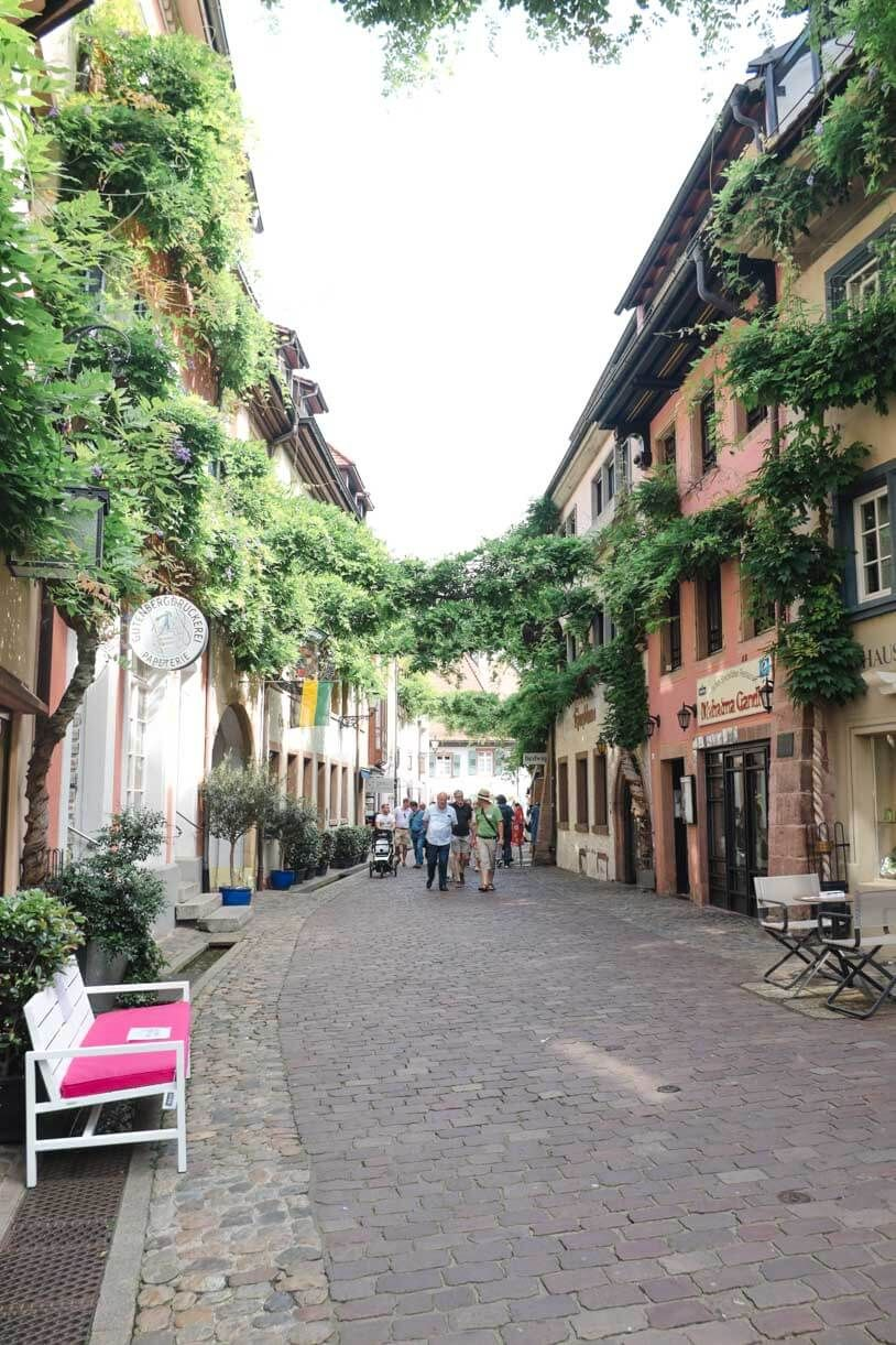 Ein Kurztrip nach Freiburg