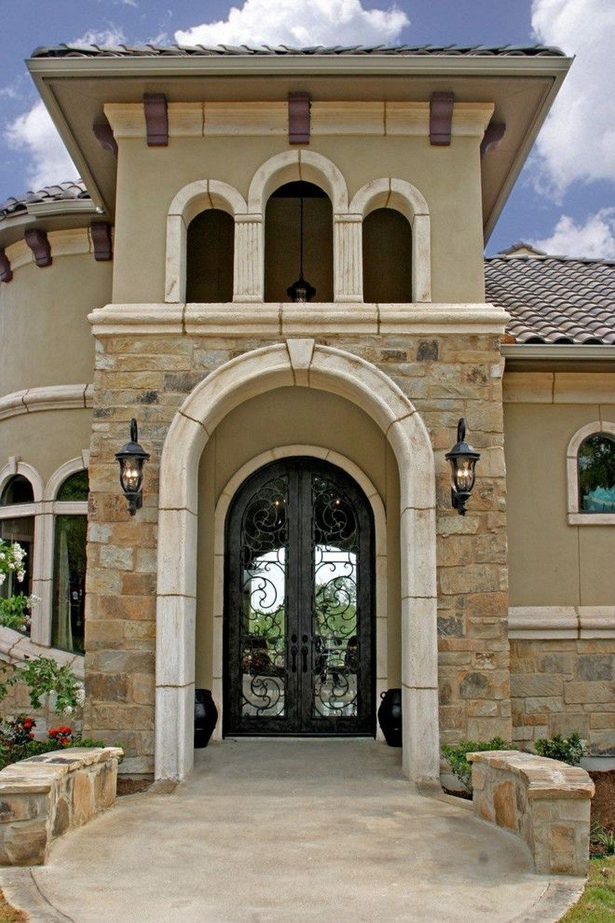 Rutenberg Gainesville Luxury Designer Home Stone Work: 51 Most Beautiful Mediterranean Designs Ideas In This World 18 (With Images)