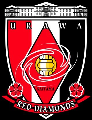 Urawa Red Diamonds Japan Escudos De Times Futebol Clubes