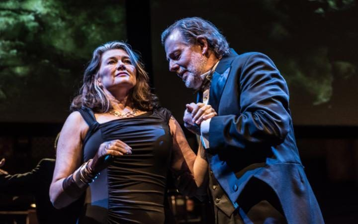 Opera North's Die Walkure is vivid and thrilling review
