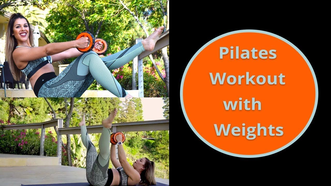 Pilates Pilates Workout At home Pilates Workout With
