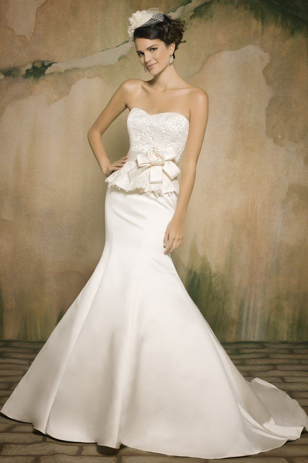 Pearl Bridal style - #1061 Pin me to see me in Memphis at The ...