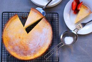 corsican cheesecake