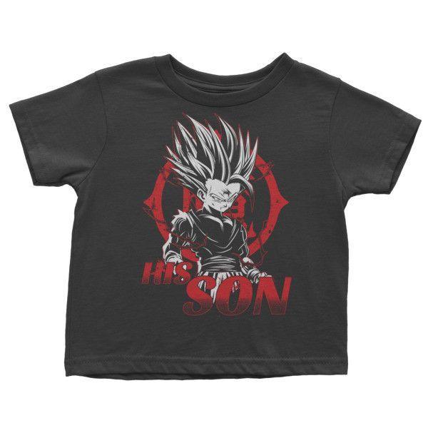 Super Saiyan Gohan Infant short sleeve t-shirt - PF00485BS
