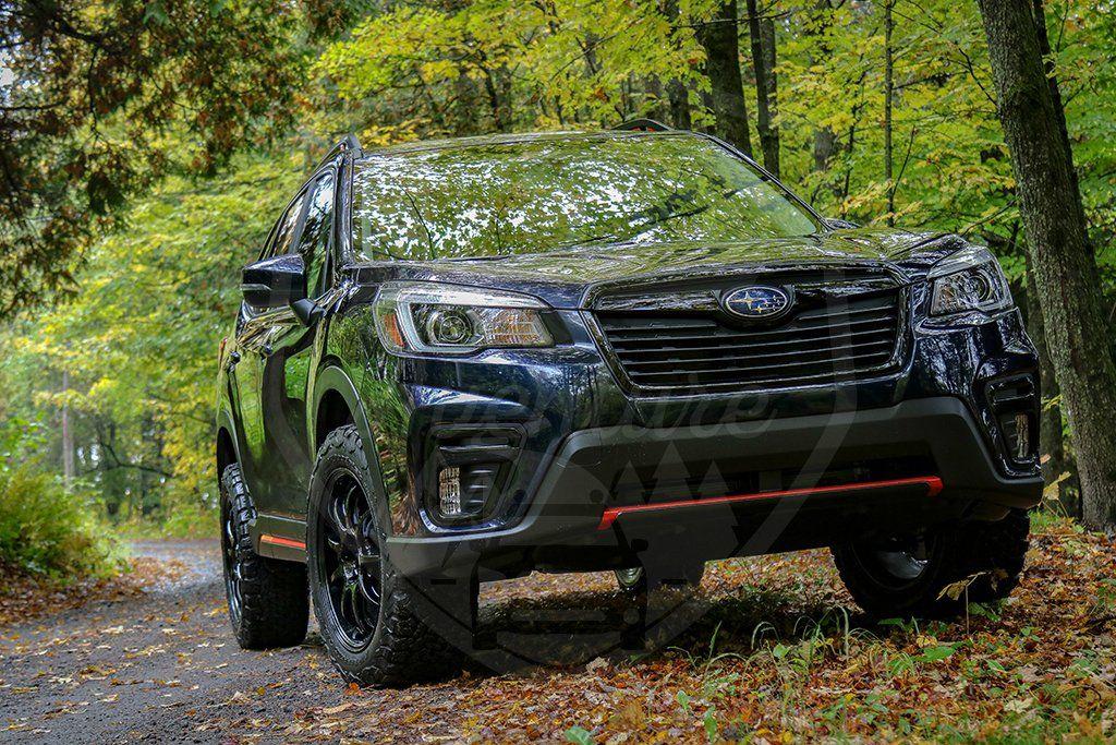 2019 Forester Sport LP Aventure edition Sports, Subaru