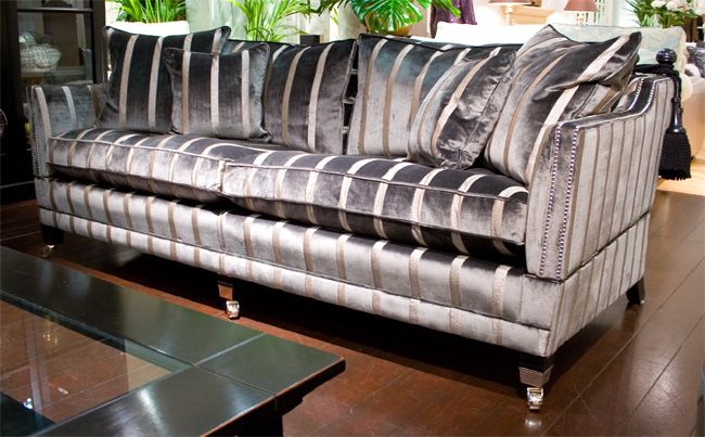 Throughout Our Showroom We Display The Finest Quality Luxury Living Room Furniture