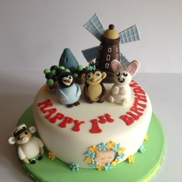 Baby Jake Cake My Cakes Pinterest Jake Cake Cake And 1st