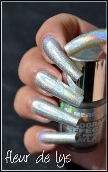 Layla Hologram Effect vernis holographique | jas | Nails ...