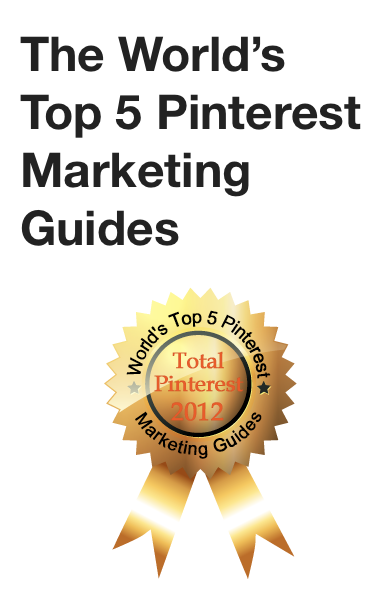 The World's Top 5 Pinterest Marketing Guides #pinterest #marketing #pinterestmarketing