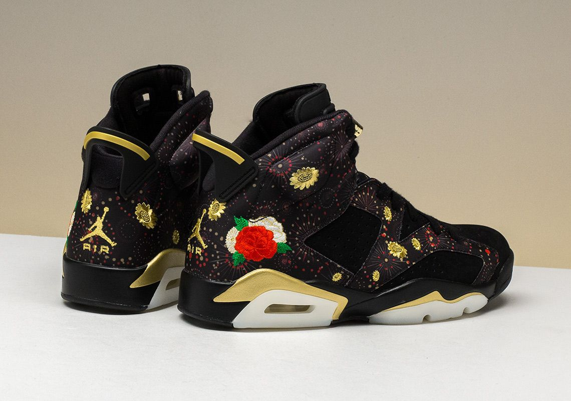 426c3e1a67f Air Jordan 6 CNY Chinese New Year AA2492-021  thatdope  sneakers  luxury   dope  fashion  trending