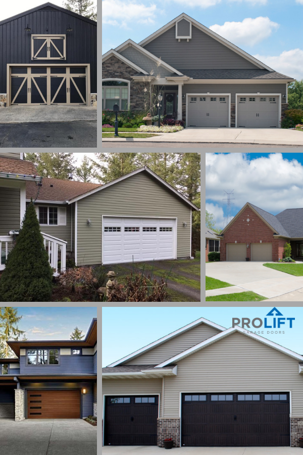How To Choose A Color For Your New Garage Door Contemporary Garage Doors Garage Doors Garage Door Colors