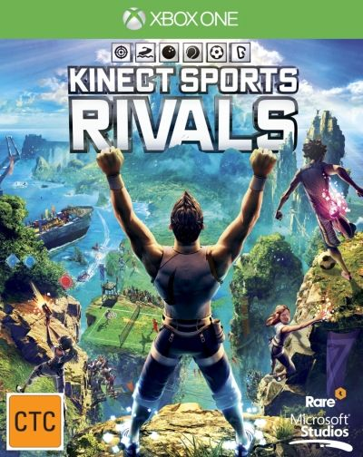 Kinect Sports Rivals Xbox One Games Pinterest