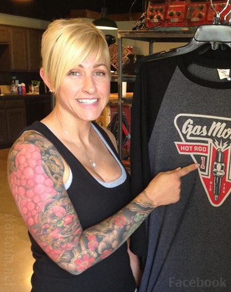 Who Is Christie Brimberry Fast N Loud Office Manager Photos Gas Monkey Gas Monkey Garage Gas Monkey Garage Christie