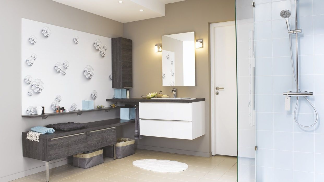 Modelle Salle De Bain meubles de salle de bains - cuisinella | meuble salle de