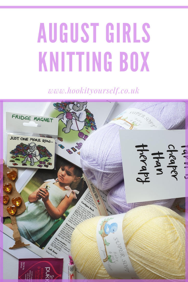 So Not Only Do We Send Out Lots Of Crochet And Knitting Boxes Containing Patterns For Babies We Also Vintage Knitting Patterns Knitting Subscription Knitting