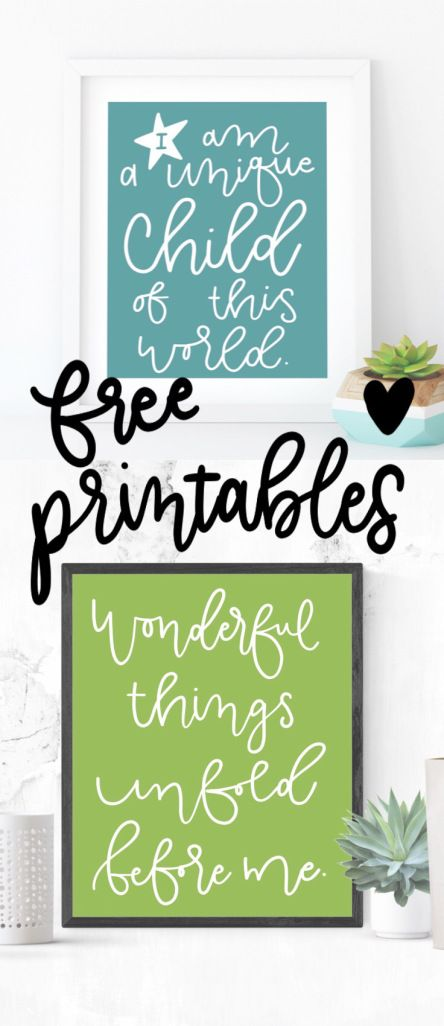 Daily Affirmations positive motivation inspirational quotes. Free printable affirmations. Free PDF download quotes #printables
