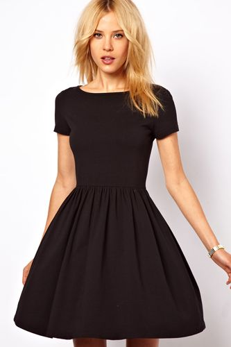 Little Black Dress - Best Cute LBD Styles 2013 in 2019  60392d06cc
