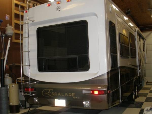 For Sale Travel Trailer 5th Wheel Escalade 2005 38 Foot By K Z