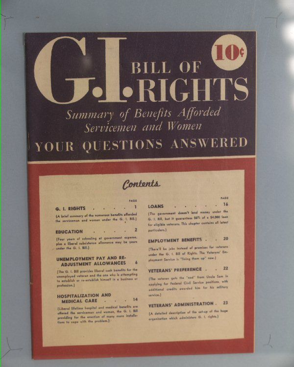 How To Get My Gi Bill Money Back