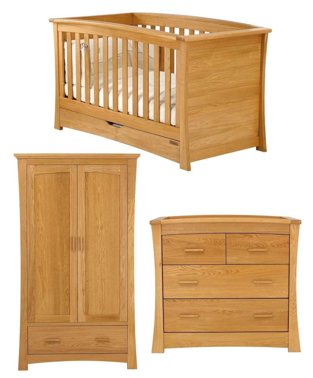 Ocean 3 Piece Set   Spring Oak   Furniture Sets   Mamas U0026 Papas £1999