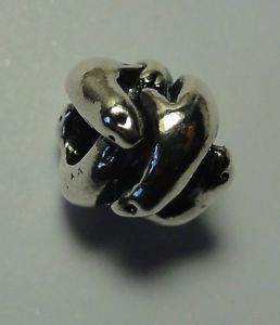 Authentic Trollbeads Silver Seals 11253