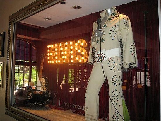 Rock and Roll Memorabilia at The Hard Rock Hotel & Casino - ex ...