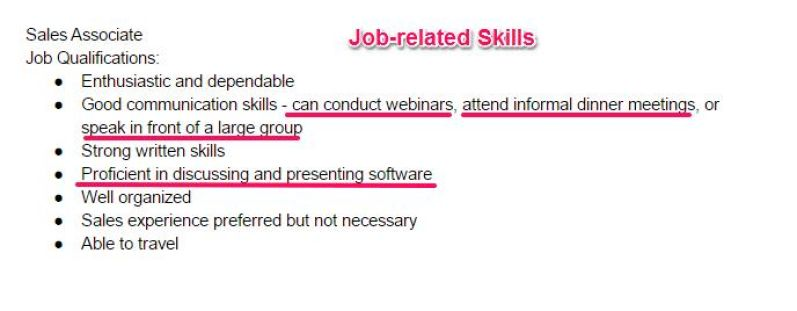 99 Key Skills for a Resume (Best List of Examples for All