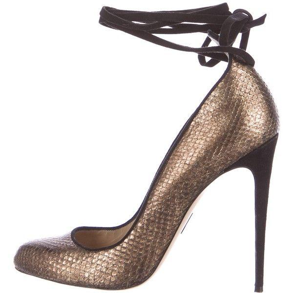 Pre-owned - Heels PAUL ANDREW MxRK9BkLif
