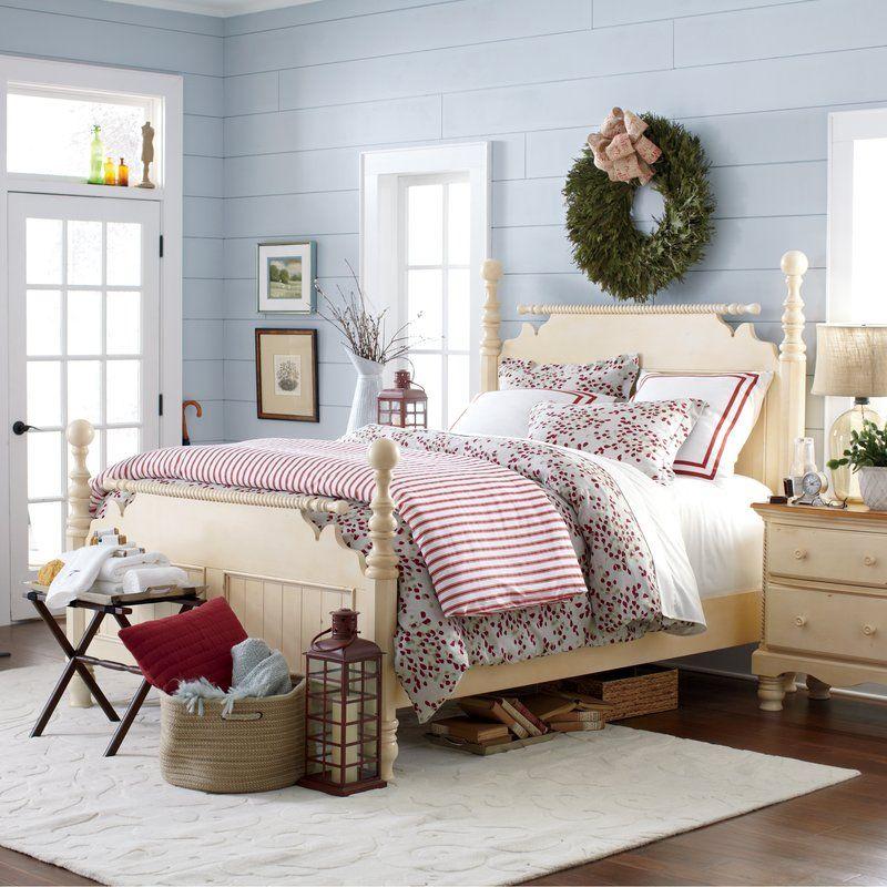 Saige Duvet Set Traditional bedroom design, Farmhouse