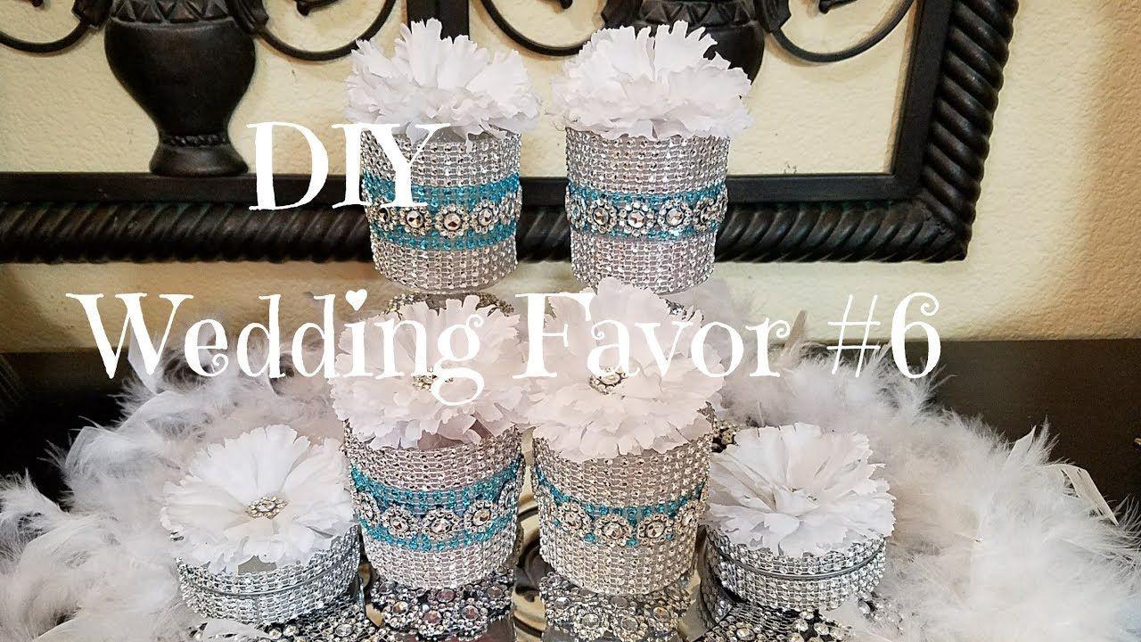 DIY Dollar Tree| | |DIY Wedding Favor Ideas#6 | DIY Home Decor ...