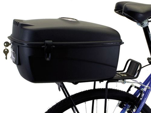 Outdoor Cycling Camping Waterproof Rear Rack Bike Trunk Bag Luggage Storage