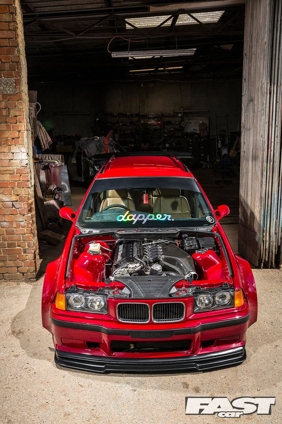 Modified Bmw E36 M3 Touring With Images Bmw Bmw E36 Touring