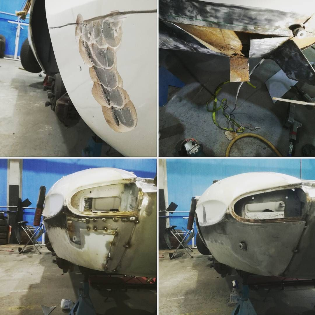 Before and after.....without filler..... #cars #car #carslover ...