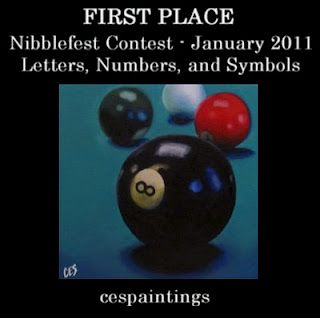 Nibblefest Art Contest - December 2011 - Letters, Numbers, and Symbols
