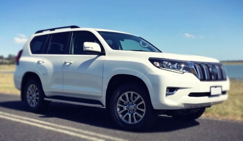 2019 Toyota Land Cruiser Prado Review Price Release Date Toyota Land Cruiser Prado Land Cruiser Toyota Land Cruiser