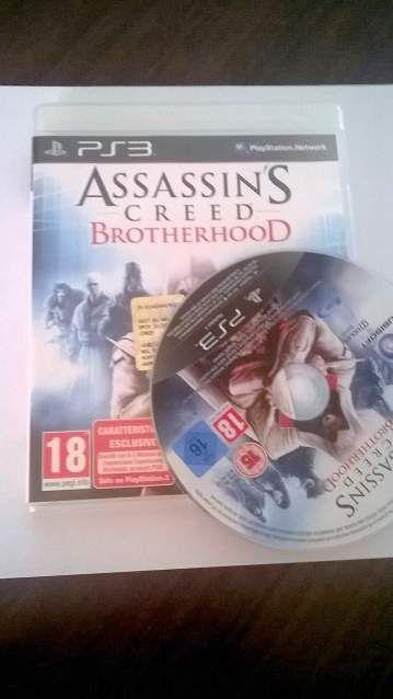 Videogioco ps3 assassin's creed brotherhood