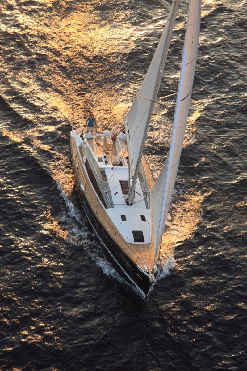 Jeanneau Sun Odyssey Mykonos Exclusive Yacht Charters