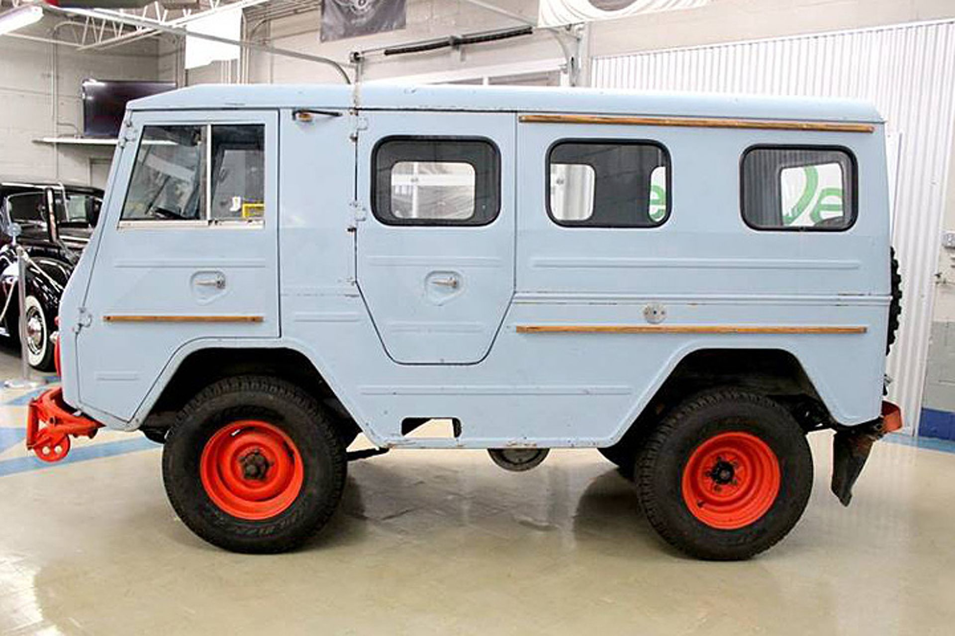 Buy This Vintage Volvo Laplander 4x4 Be The Coolest Person On The Trail Volvo Volvo Models Concept Cars