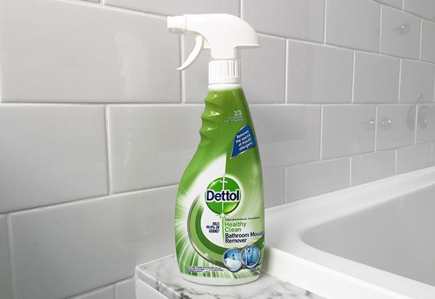 Dettol Healthy Clean Bathroom Mould Remover Product Review Mold Remover Bathroom Mold Remover Cleaning