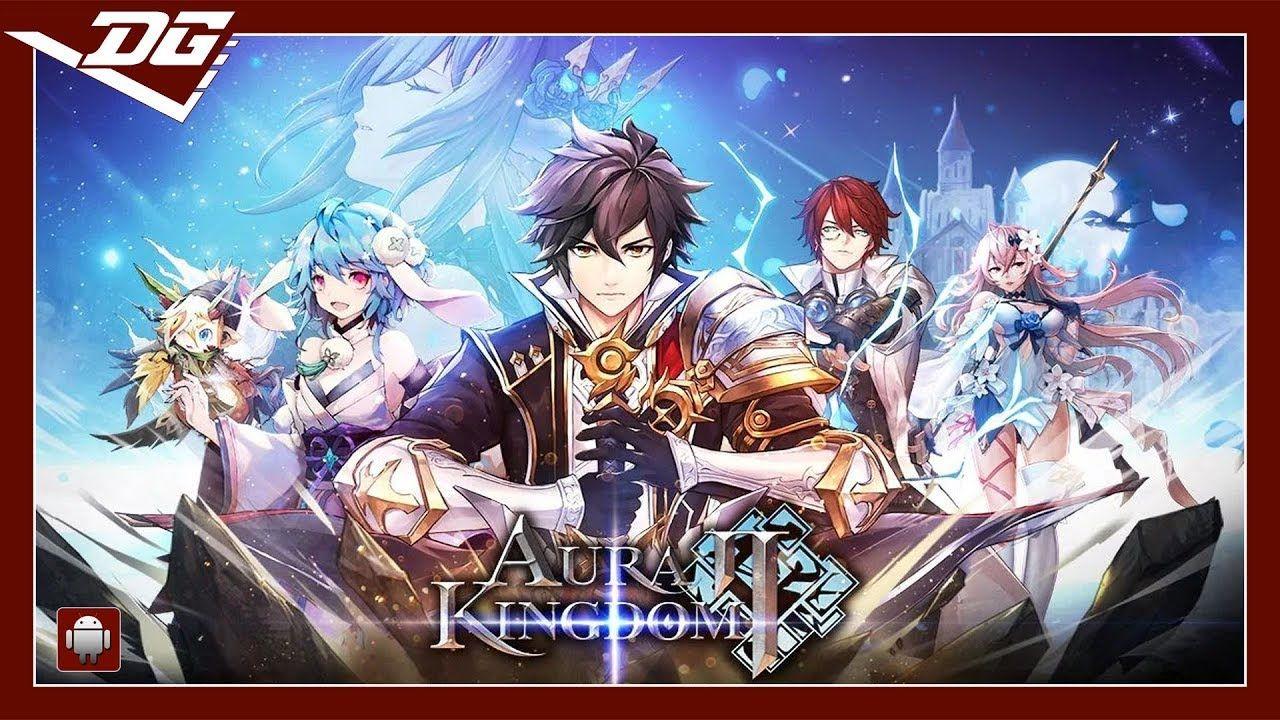 Aura Kingdom 2 (幻想神域2) (CN) (Android) Gameplay ᴴᴰ (Dengan