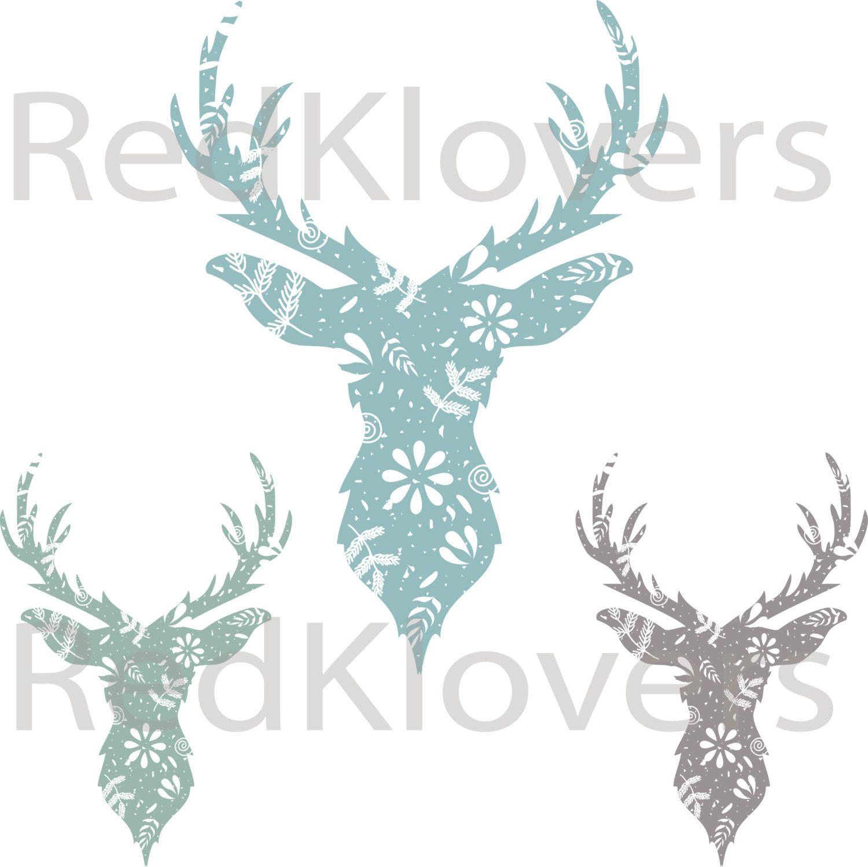 Deer Antlers SVG Svg, Deer antlers, Antlers