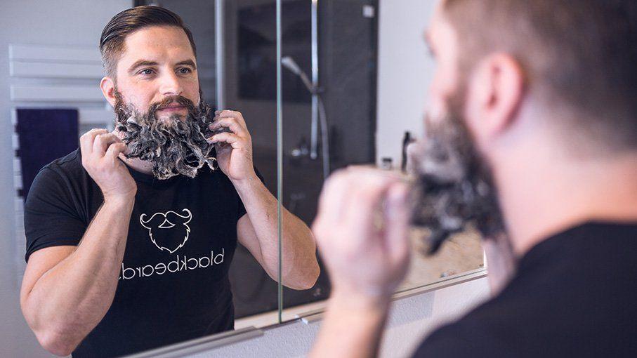 Du willst den Bart waschen? Bitte nicht mit Duschgel