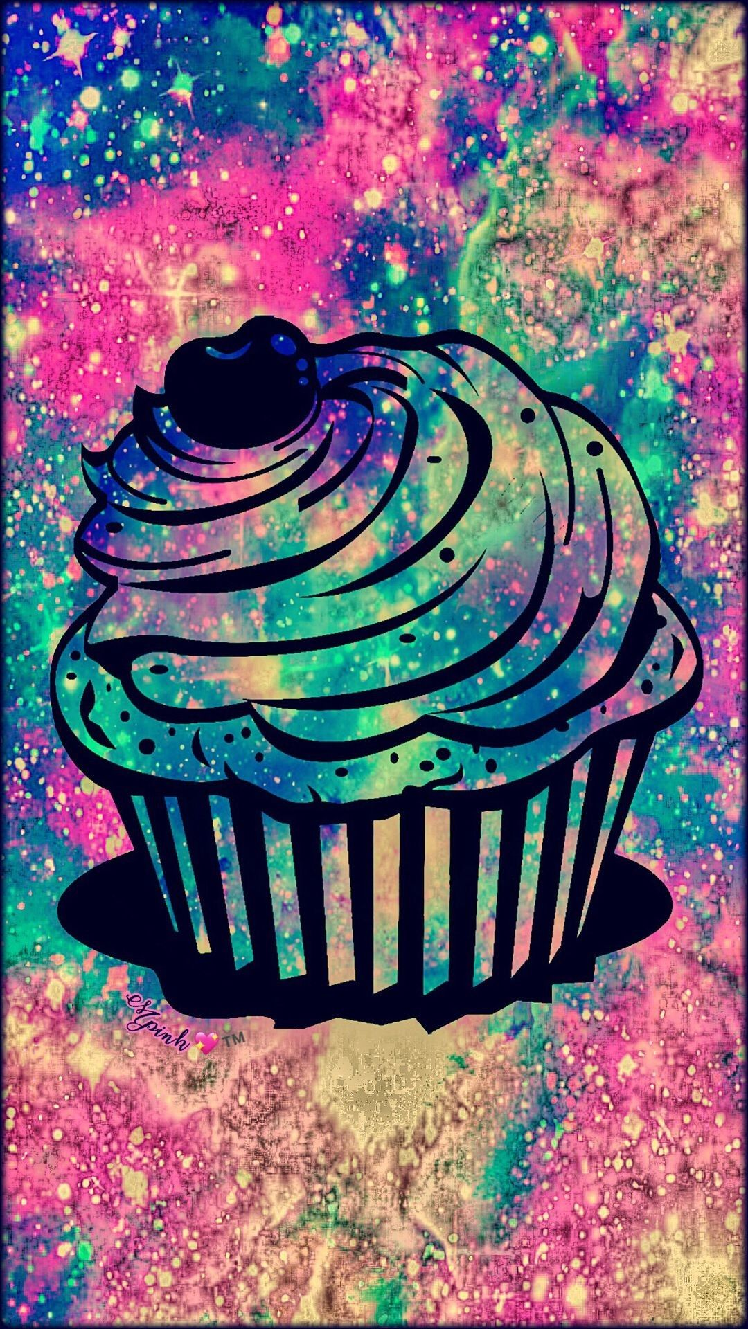 Glitter Blue And Silver Picture Iphone Wallpaper Glitter Cupcakes Wallpaper Pink And Green Wallpaper