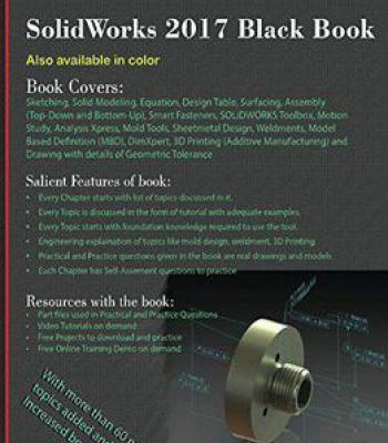 Solidworks 2017 Black Book PDF   Solidworks   Black books