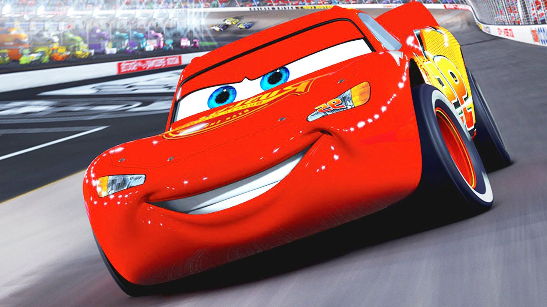Lightning McQueen faces new rival in latest \'Cars 3\' movie trailer ...