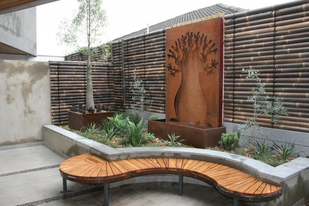 26 MODERN CONTEMPORARY OUTDOOR DESIGN IDEAS | Garden photos ...