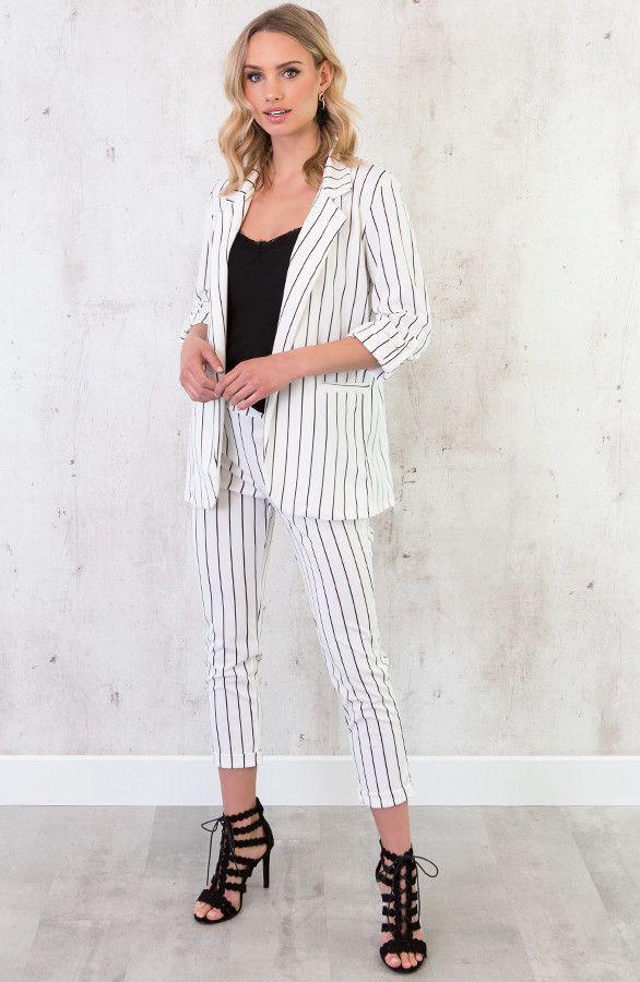 acf7fd807e1c41 Pantalon Groen - Blush Fashionstore