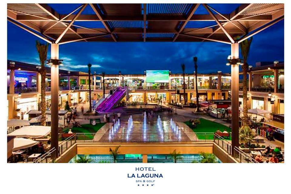 Muy Cerca Del Hotel La Laguna Spa Golf Podras Encontrar Uno De