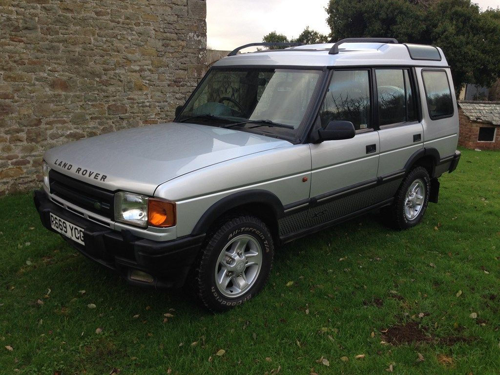 1998 LAND ROVER DISCOVERY for sale UK Cars