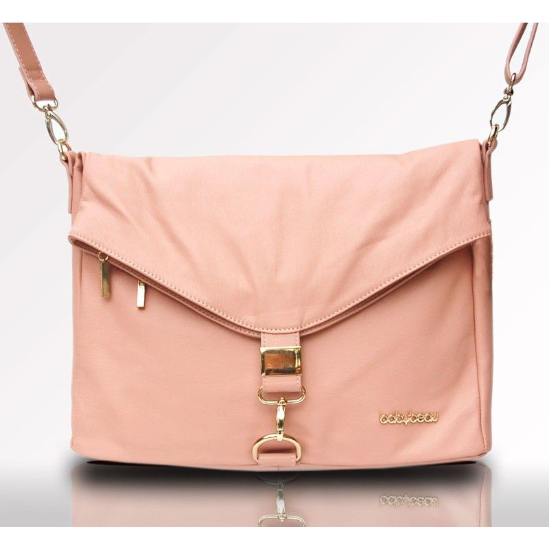Coco Dusty Pink Baby Bags